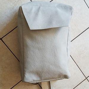 Zara Man Unisex Asymmetric Zipper Backpack